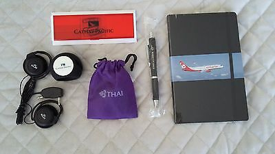 Airline Collectables Cathay Pacific,Thai Airways. Air Berlin, KLM Star Alliance