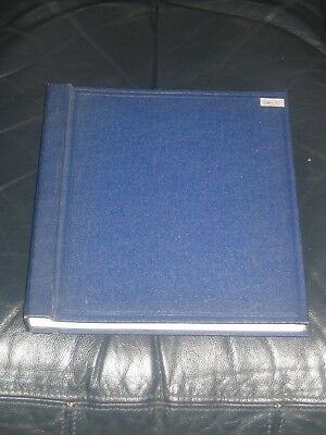 qv to qe11 british & commonwealth stamps in sg pegged stamp album