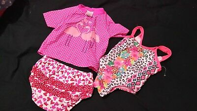 Baby girls swimwear 0 - Total 4 items