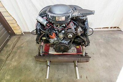 VW Volkswagen 1500 type 1 beetle engine complete and running