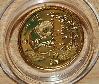 "China Panda 1/20 1994 "" P "" Proof"