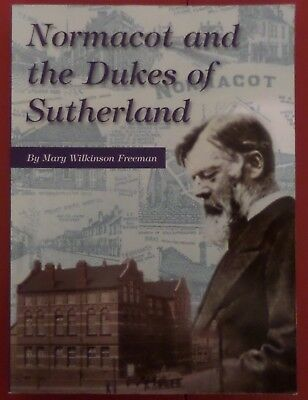Normacot And The Dukes Of Sutherland-Stoke-On-Trent-Staffordshire-1St 2005