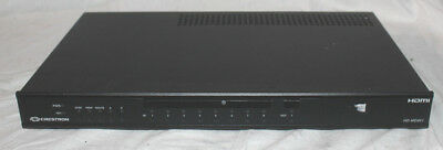Crestron HD-MD8x1 8x1 HDMI Switcher No Power Supply