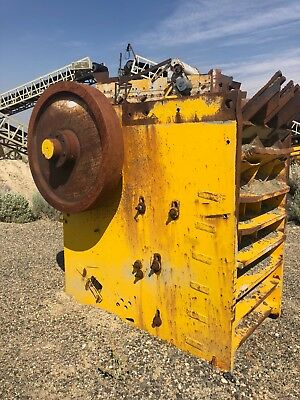 "Universal 24""x 40"" Jaw Crusher"