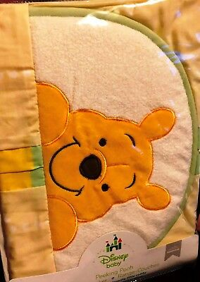 Disney Baby Winnie The Pooh Peeking Diaper Stacker Nursery NEW BRU EXCLUSIVE