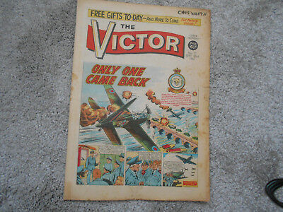 THE VICTOR COMIC  No 31  23rd September 1961