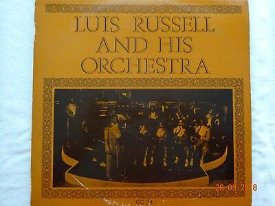 Luis Russell  & His Orchester   1  LP       RAR