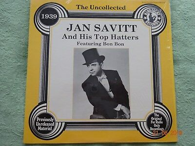 Jan Savitt  & His Top Hatters   1  LP   Jazz       RAR