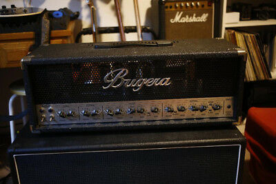 Bugera 6262 - Topteil - 120 Watt Vollröhre Top Head Metal Rock Amp