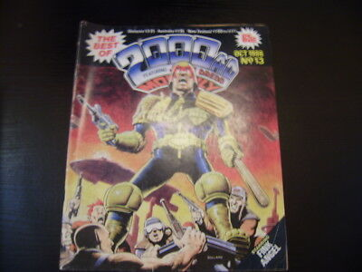 THE BEST OF 2000AD #No.13