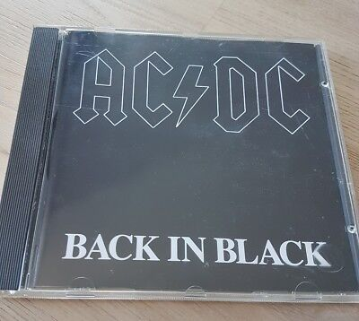 AC / DC *** Back in Black *** Album ***