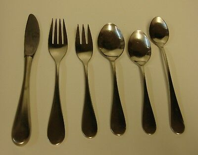 Oneida KINGSWOOD Silverware CUBE MARK Deluxe STAINLESS Choice Piece