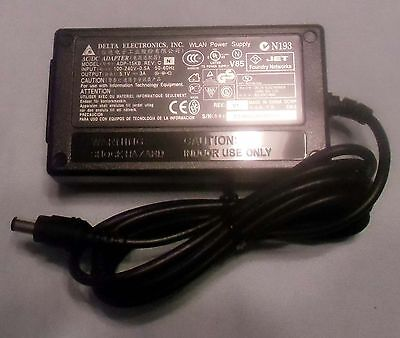 DELTA Electronics WLAN Power Supply ADP-15KB rev. C 5.1V DC 3A AC ADAPTER