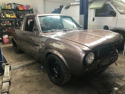 1981 Morris Marina Pick Up Damaged Repairable Show Winner Not Caddy