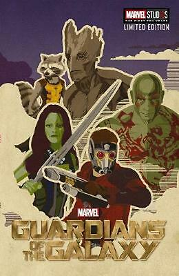 Marvel: Guardians of the Galaxy Movie Novel Paperback Book Free Shipping!