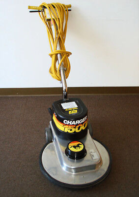 High Speed Floor Machine, Buffer, Nss Charger 1500 By Nss, Good Condition