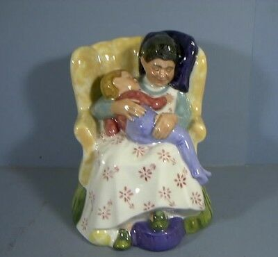 "5"" Figurine, Titled Sweet Dreams, HN2380, By Royal Doulton, COPR.1970, Estate"