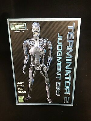 Horizon Models 1/5 scale Terminator 2 T-800 Vinyl Kit