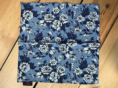 Liberty of London for J Crew Cotton Pocket Square