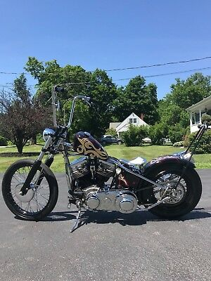 "2003 Custom Built Motorcycles Other  2003 ORANGE COUNTY CHOPPERS OLD SCHOOL BIKE FROM ""AMERICAN CHOPPER"""