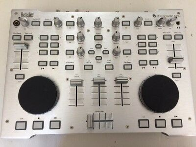 DJ Controller - Hercules Console RMX with Padded Case