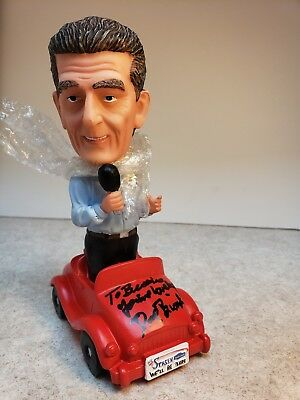 Dick Biondi 104.3 Oldies Chicago Talking Bobblehead-Signed-Giveaway-Works
