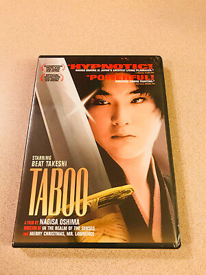 DVD Drama 'Taboo' New Yorker Video Sealed Out Of Print New