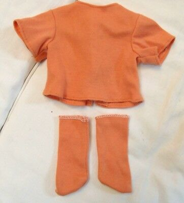 Magic Attic Club 1996 Doll Clothes 2 pc Top/socks
