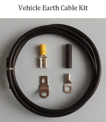 Vehicle Earth Cable Kit