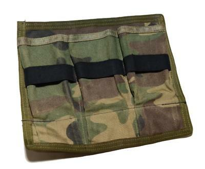 AWS Inc Old Gen Woodland DAV Vest Triple 5.56 Mag Pouch - CAG Delta ACE SOF