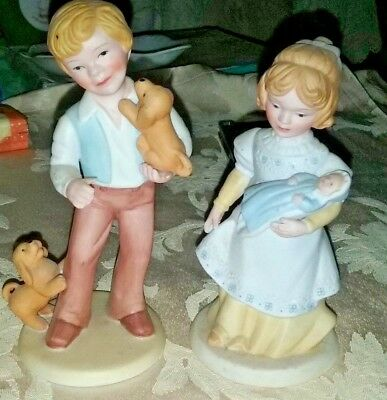 Two Avon collectables