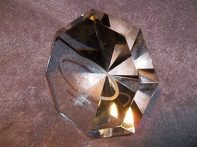 LARGE MINT NABISCO DIAMOND 40 YEARS SERVICE ONLY VINTAGE 1970 s RARE COLLECTIBLE