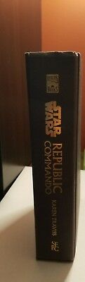 star wars republic commando hardcover book