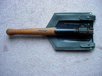 East German Nva Entrenching Tool With Carrier