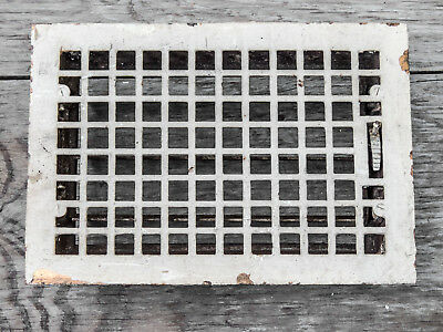 Vintage Cast Iron Heat Register Grate Vent Cover