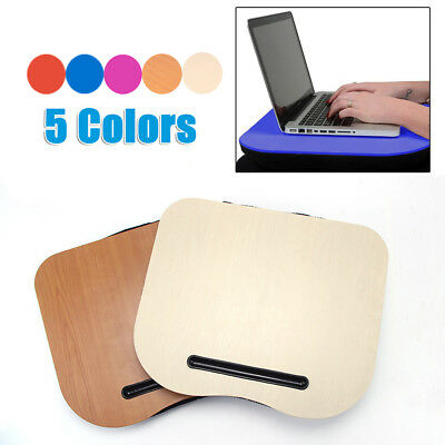 Laptop Lap Desk Bed Computer Table Holder Portable Tray Notebook Stand Pad Gift