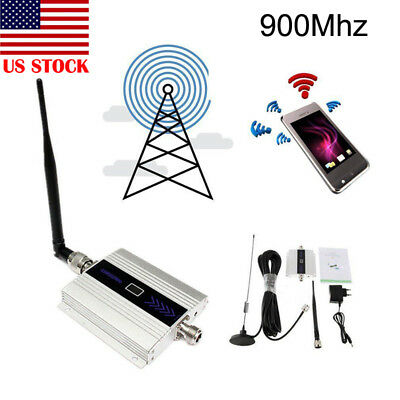 Mobile Cell Phone Signal Repeater Booster Amplifier Cellular Repeater Device US