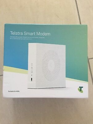 Telstra Smart Modem - Brand New Unopened In Box