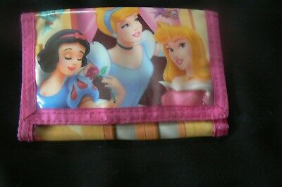 Girls wallet, Disney Princess, in very good condition