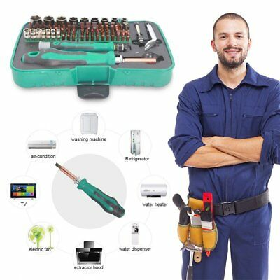 70 in 1 Multi-functional Repair Tools Screwdriver Precision Repair Opening Kit