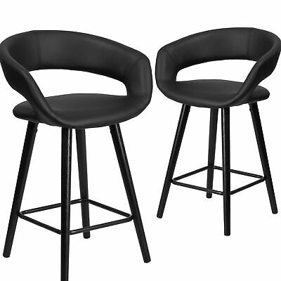 Orren Ellis Palafox 24 Bar Stool Set Of 2 16699 Picclick