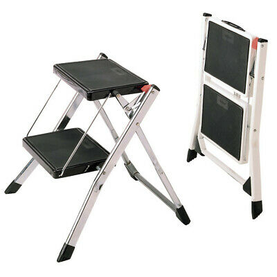 Amazing Polder Products Llc 2 Step Steel Step Stool With 225 Lb Creativecarmelina Interior Chair Design Creativecarmelinacom