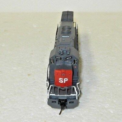InterMountain N Scale DCC Ready Southern Pacific SD40T-2 Diesel #8517