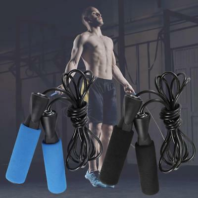Aerobic Exercise Boxing Skipping Jump Rope Adjust Bearing Speed Fitness Workout