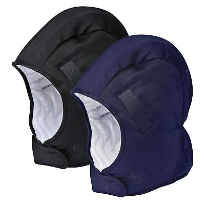 Portwest PA58 black or navy blue insulated warm winter helmet liner