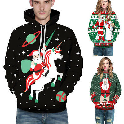 NEW Men's Adult Unisex Hoodie Jumper Pullover Casual Sports