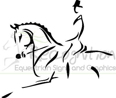 iveco eurocargo ford cargo man daf merc 7 5 ton horsebox horselorry 1 Ton Snake horsebox trailer sticker decal horse dressage line art graphics
