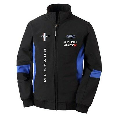 Mustang Roush 427R 428R Summer Autumn Quality Jacket
