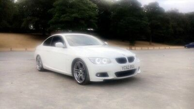 Damaged BMW 3 Series Repairable Salvage