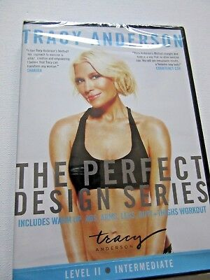 Tracy Anderson Perfect Design Series - Sequence 2 (DVD, 2013)